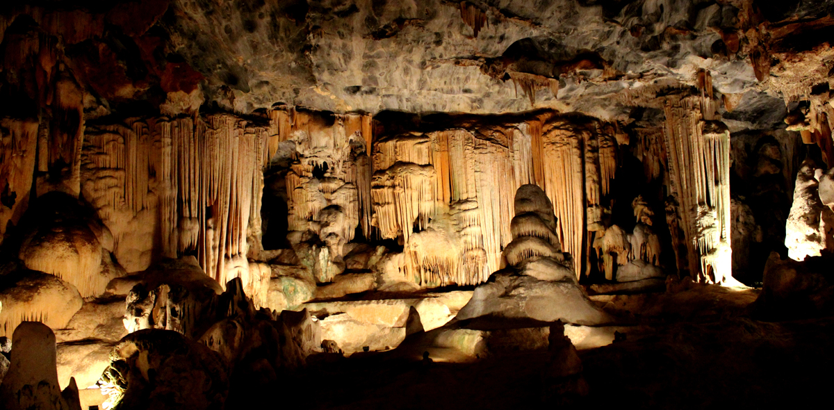 The Cango Caves, Oudtshoorn, South Africa