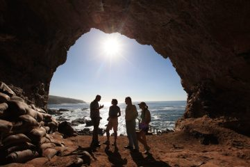 The Place of Human Origins, Mossel Bay