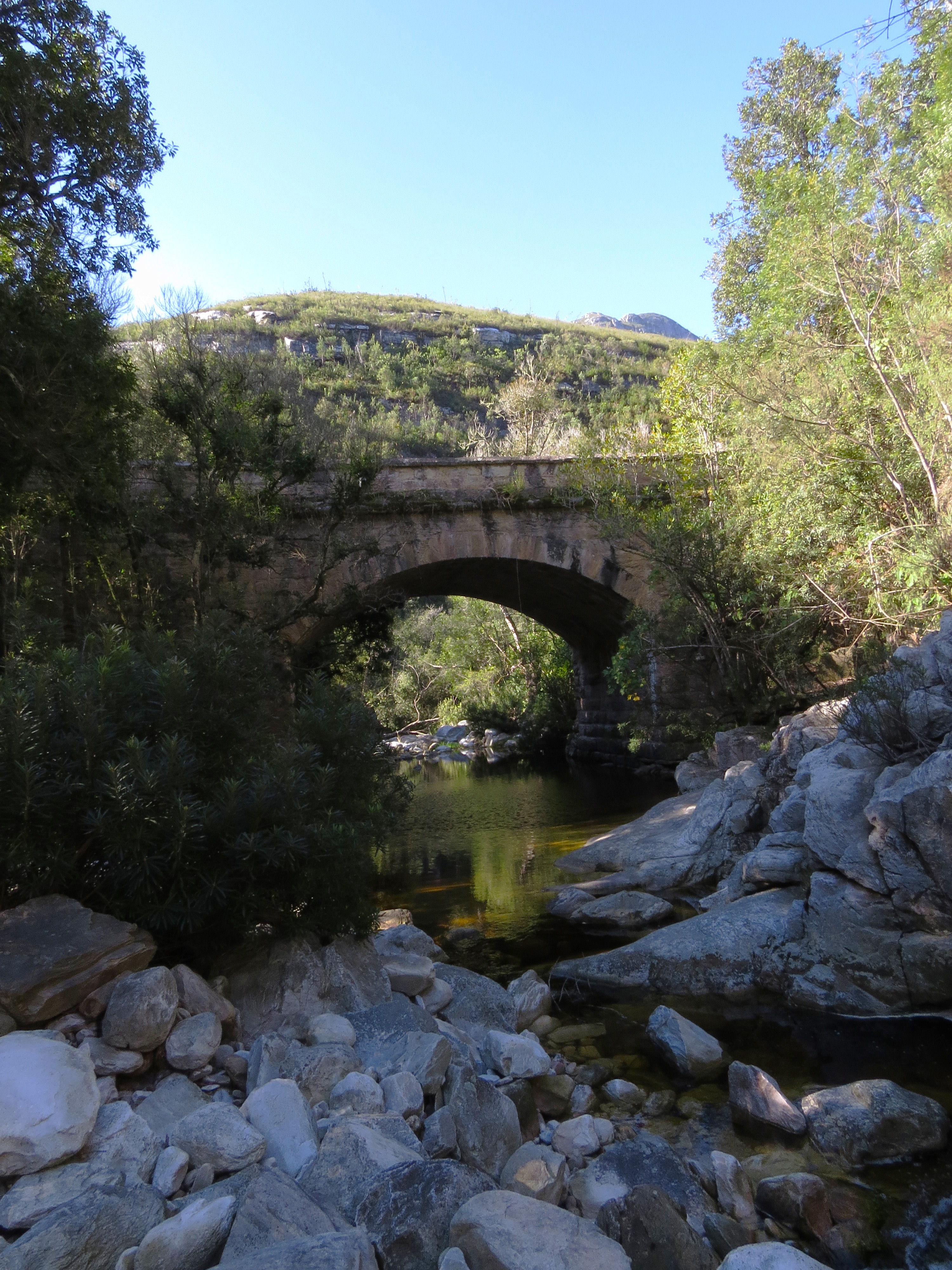 Bridge on the Seven Passes