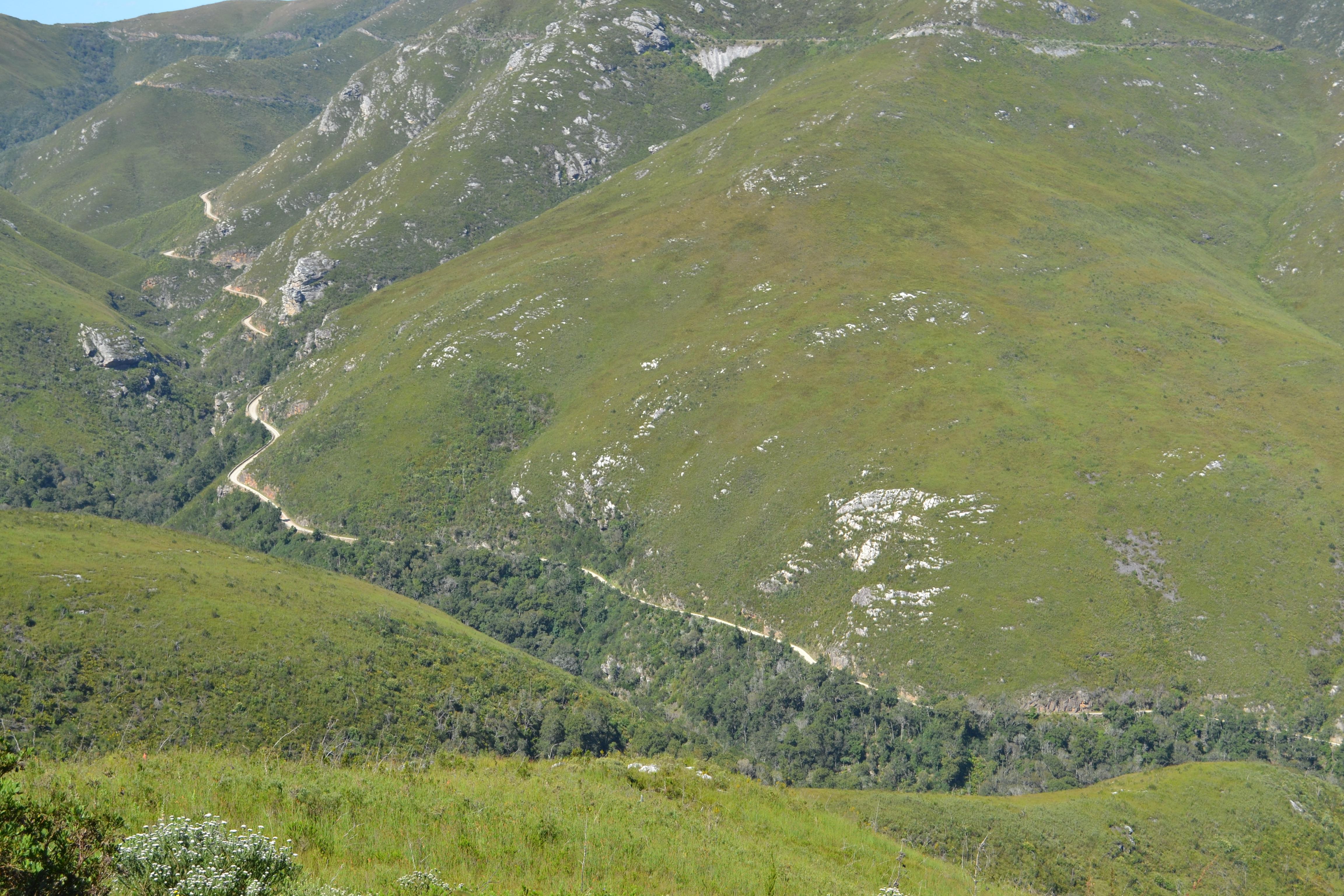 Montagu Pass - George to Oudtshoorn